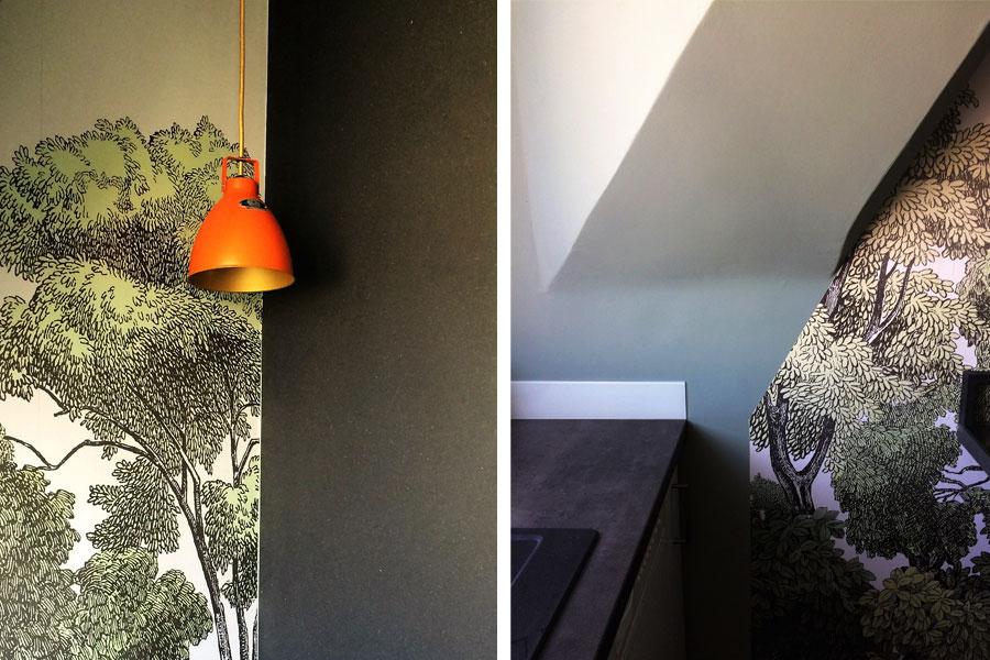 Renovation partielle d'un appartement