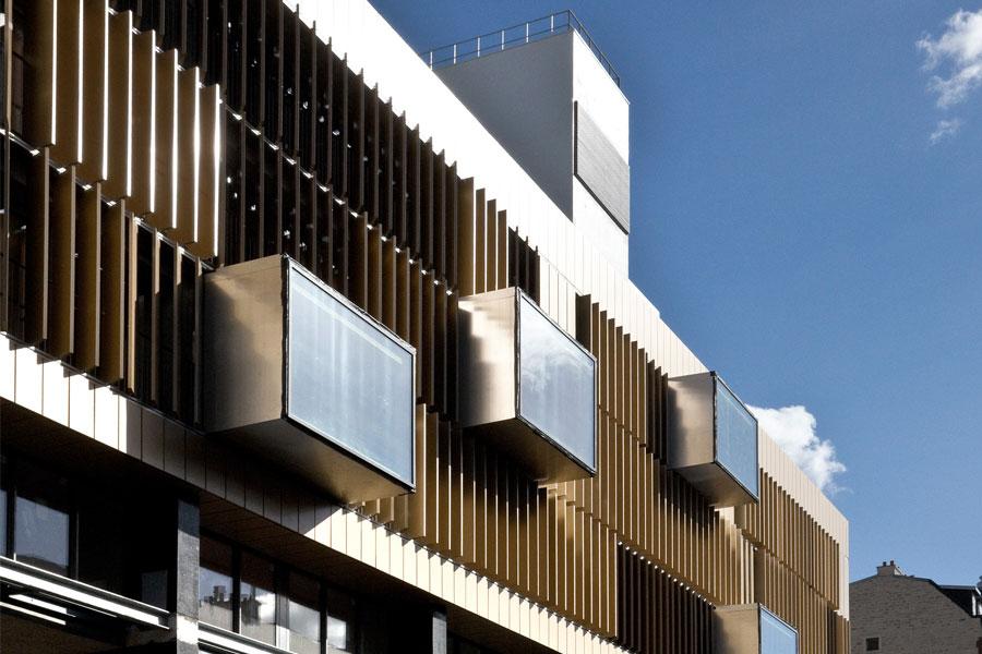 Residences universitaires et sociales – 246 rue de Bercy 75012 – 316 logements